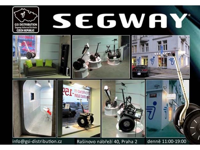 Segway GSI DISTRIBUTION