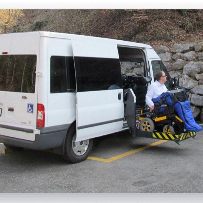 Doprava osob zdravotně postižených