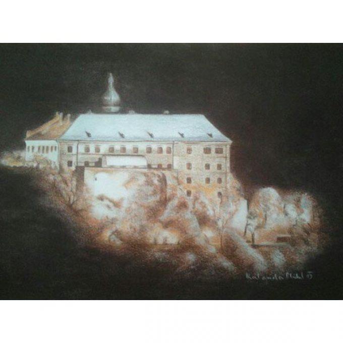 Obraz Zámek Náměšť nad oslavou