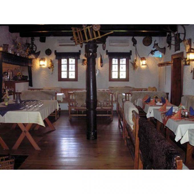 restaurace Koliba Fojtka