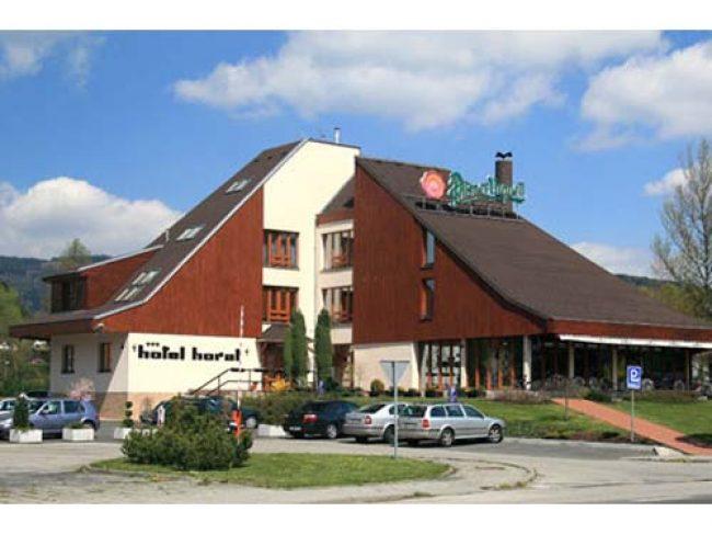 Hotel Horal bezbariérový