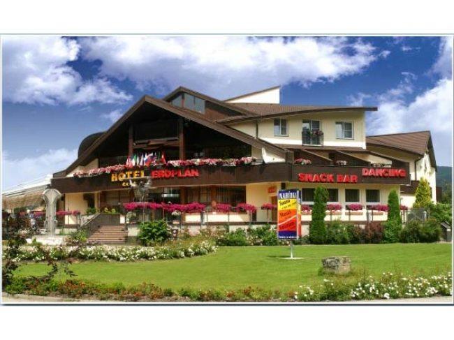 Hotel Eroplán bezbariérový