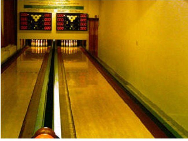 Herna bowling Český Těšín